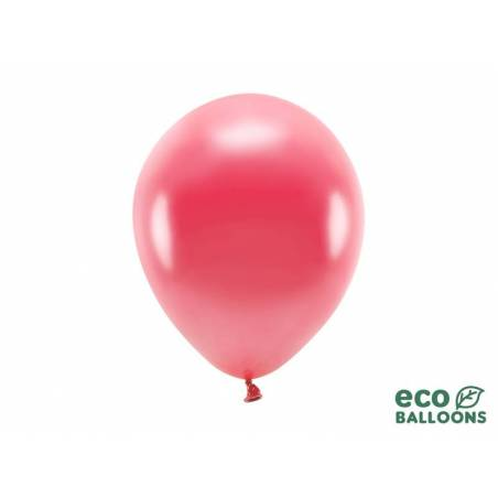 Ballons Eco 26cm rouge clair
