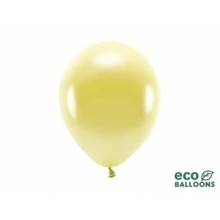 Ballons Eco 26cm or clair