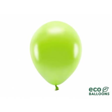 Ballons Eco 26cm pomme verte