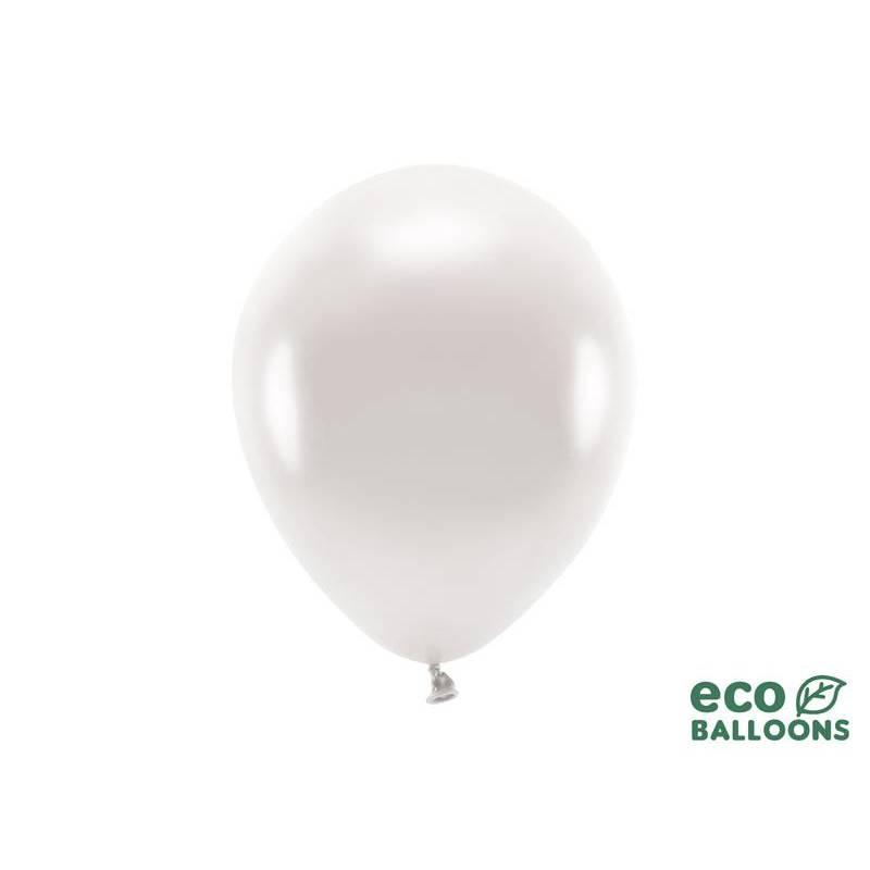 Ballons Eco 26cm perle