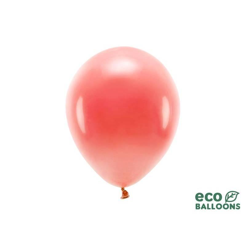 Ballons Eco 26 cm pastel corail