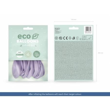 Ballons Eco 26cm pastel lilas clair