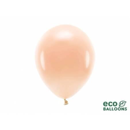 Ballons Eco 26cm pastel pêche