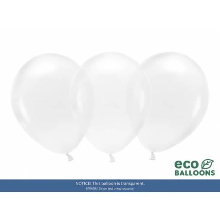 Ballons Eco 30cm limpides