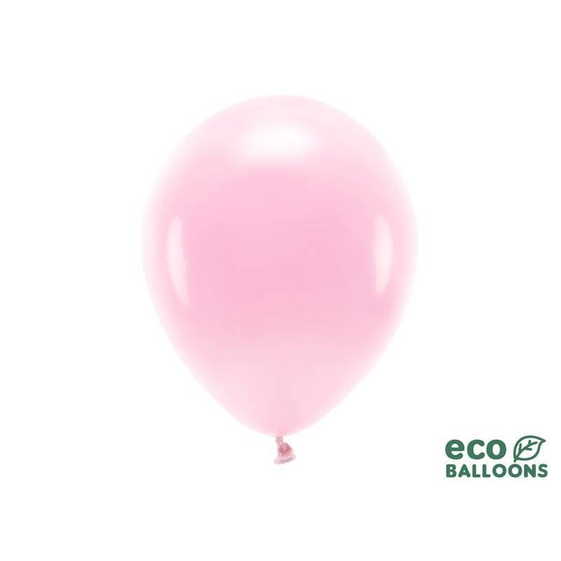 Ballons Eco 30cm rose clair pastel