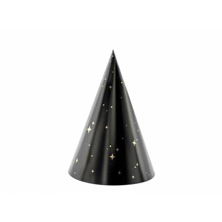 Chapeaux de fête Happy New Year 16 cm