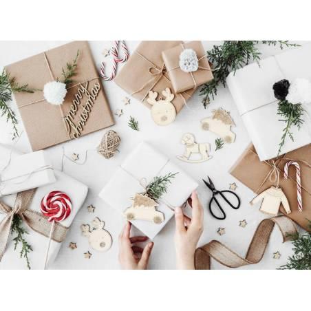 Décorations à suspendre de Noël mix