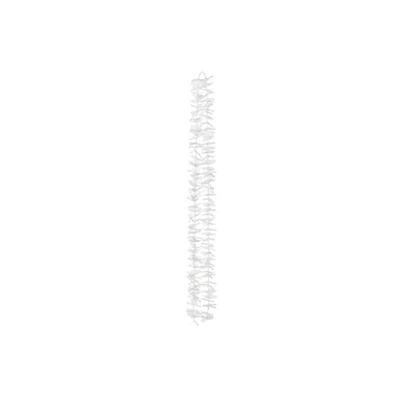 Toile de fond - Fleurs, blanc, 180cm