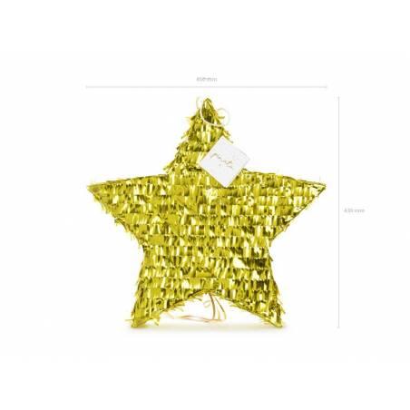 Pinata - Étoile, 44,5x42,5x9cm
