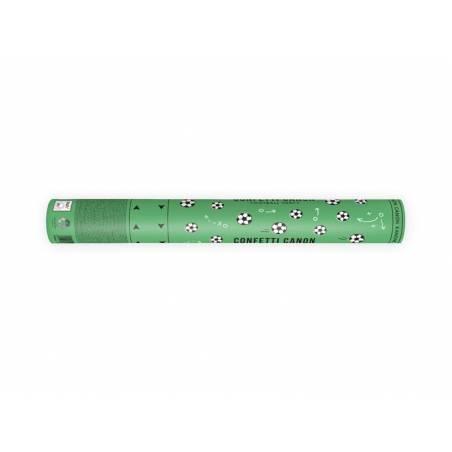 Canon à confettis avec ballons, mix, 40cm