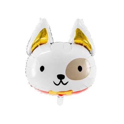 Ballon en aluminium pour chien, 45x50cm, mélange