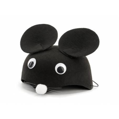 Casquette Mouse, noir
