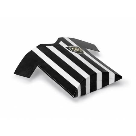 Boîtes Maillots de football mix 12x11x2.5cm