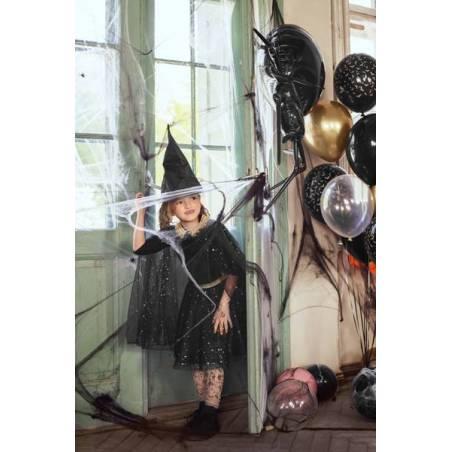 Costume pour une fille - Cape, universelle, noire