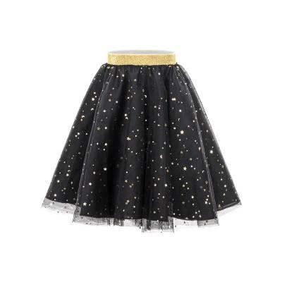 Costume pour une fille - Jupe, universelle, noire