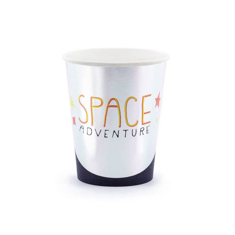 Gobelets Space Party 200ml