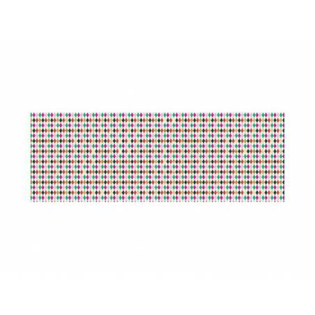 Papier d'emballage - losanges, 70x200cm
