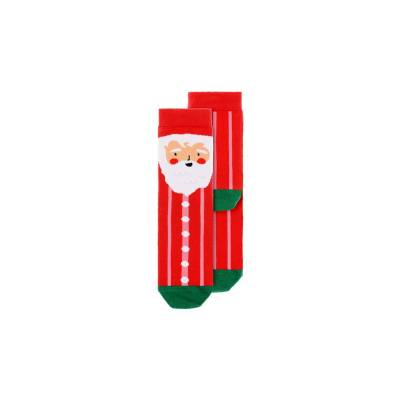 Chaussettes du Père Noël, mélange, 27-30