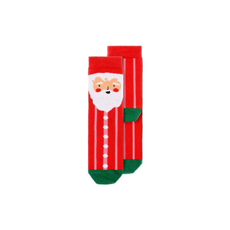Chaussettes du Père Noël, mélange, 30-31