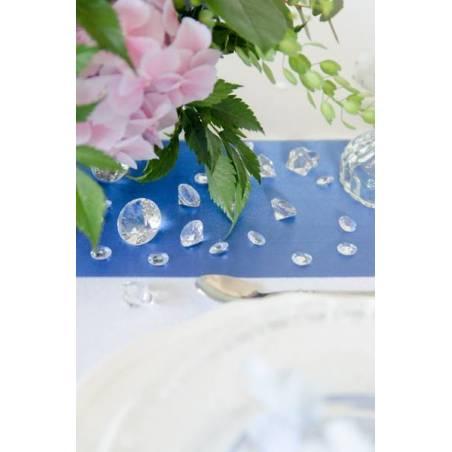 Confetti de diamant incolore 12mm
