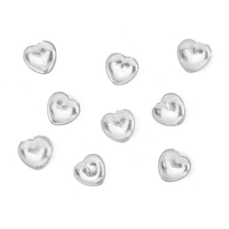 Accessoire Jet coeur en argent 8 mm