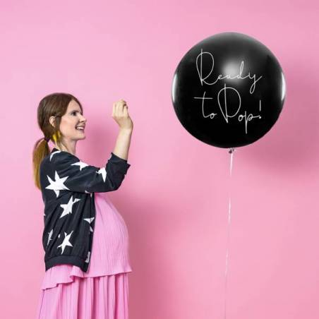 Ballons Gender Reveal - Fille 1m