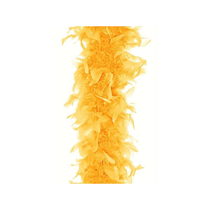 Boa jaune 180cm