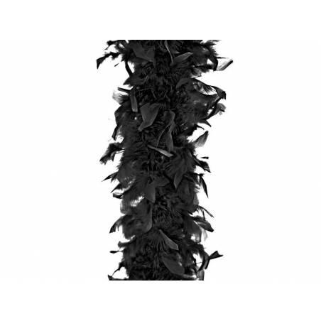 Boa noir 180cm