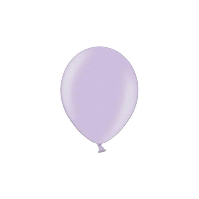 Ballons de fête 25cm lilas