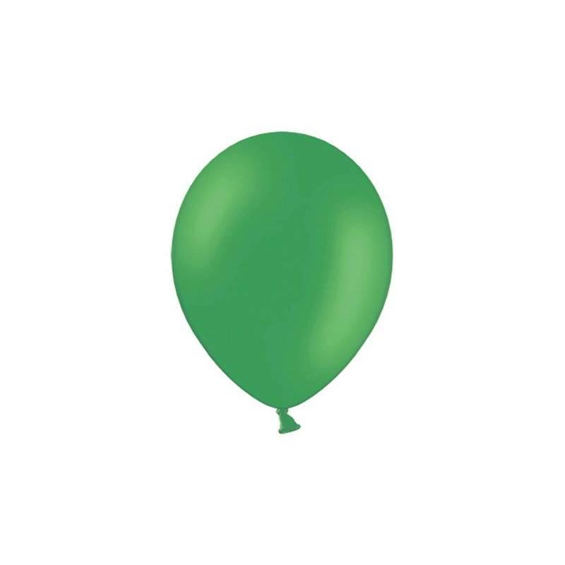 Ballons de fête 25cm vert émeraude
