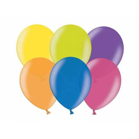 Ballons de fête 29cm mélanger