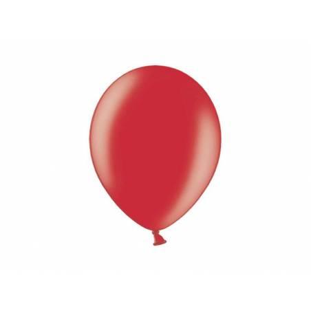 Ballons de fête 29cm rouge