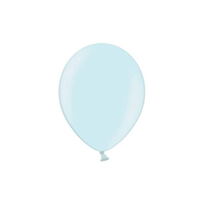 Ballons de fête 29cm bleu ciel
