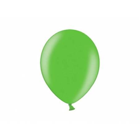 Ballons de fête 29cm verts