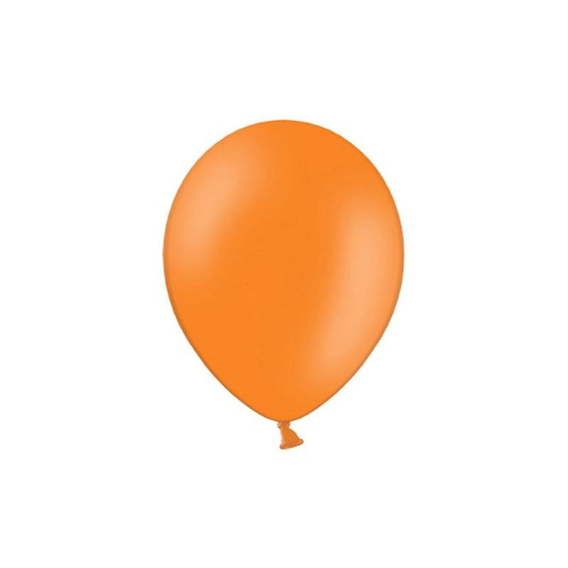 Ballons de fête 29cm orange