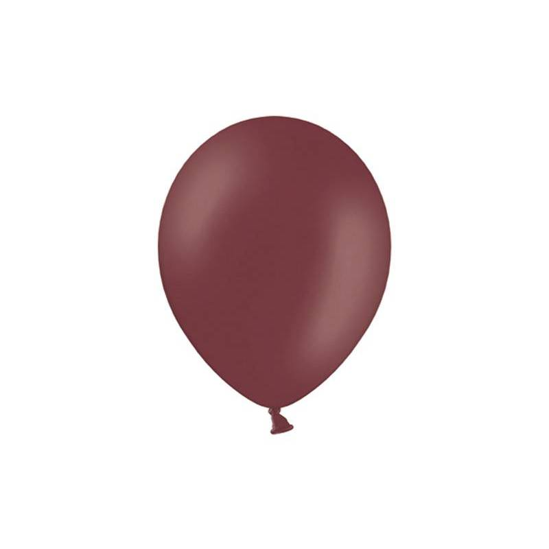 Ballons de fête 29cm bordeaux