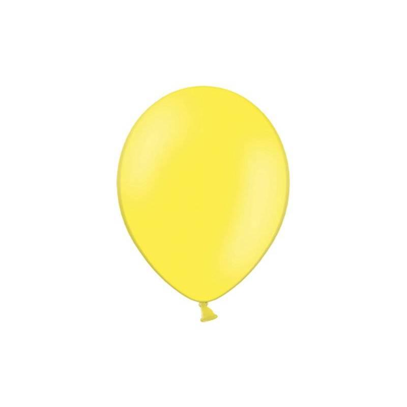 Ballons de fête 29cm jaunes