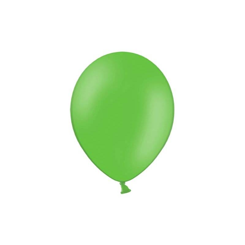 Ballons de fête 29cm vert clair