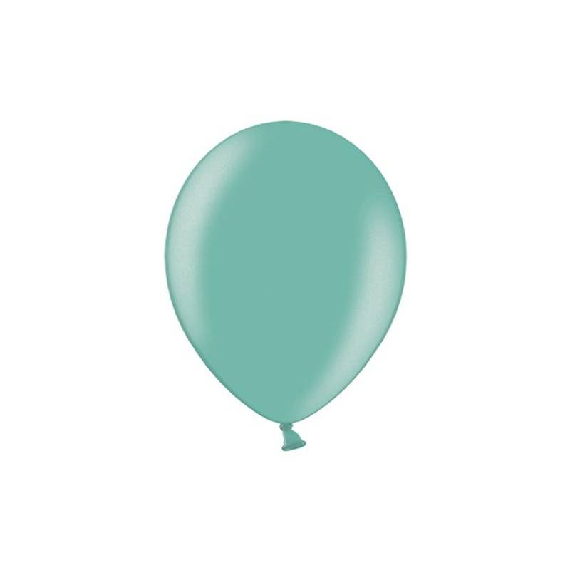Ballons de fête 29cm menthe