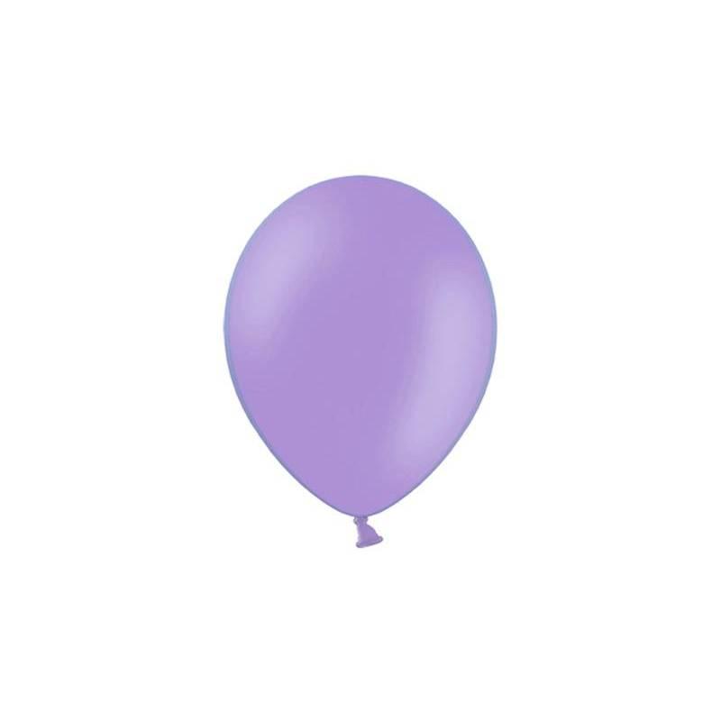 Ballons de fête 23cm violet