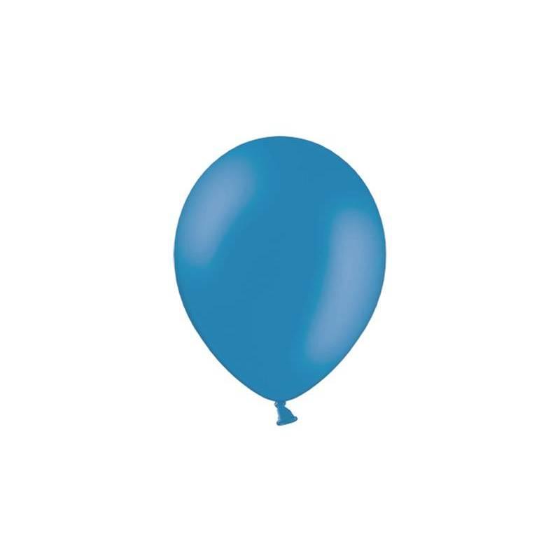 Ballons de fête 23cm bleu outremer