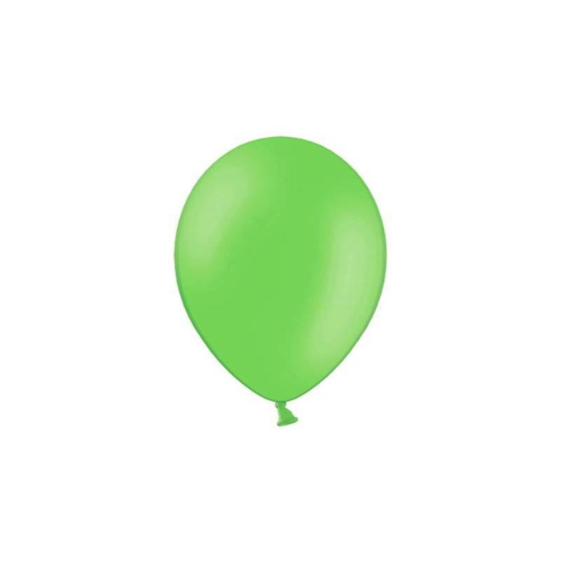 Ballons de fête 23cm pomme verte