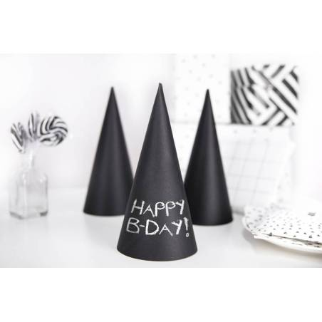 Chapeaux de Fête Noir