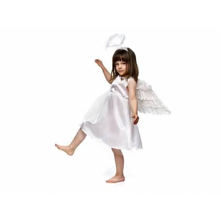 Robe en tulle ange 4-6 ans