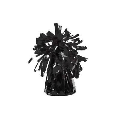 Poids du ballon en aluminium noir