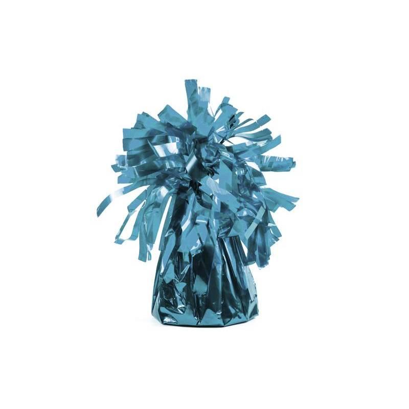 Poids du ballon en aluminium bleu ciel