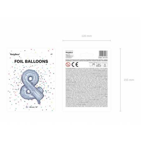 Ballon d'aluminium
