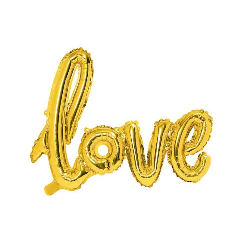 Foil Ballons Love or 73x59cm