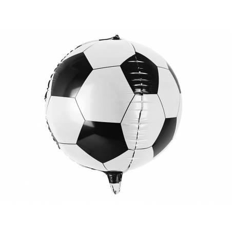Ballon de soccer en ballon d'aluminium 40 cm