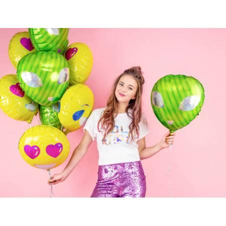 Foil Ballons UFO 47x48cm